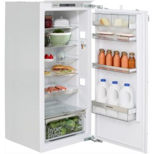 Siemens IQ-500 KI41RAF30G Integrated Larder Fridge in White