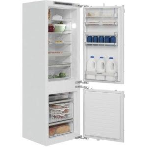 Siemens IQ-500 KI86SAF30G Integrated Fridge Freezer in White