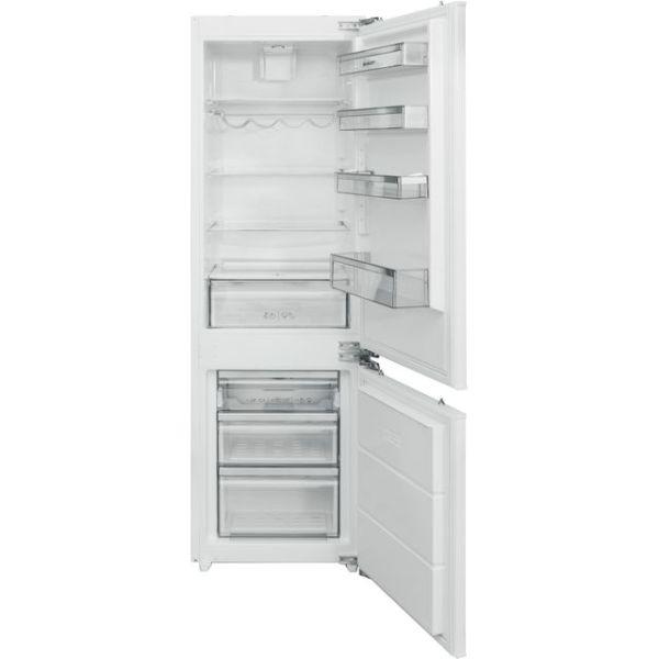 Sharp SJ-B1237M01X-EN Integrated Fridge Freezer Frost Free in White