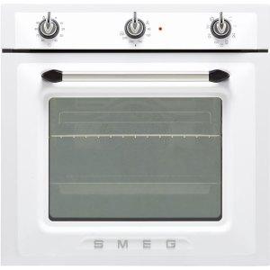 Smeg Victoria SF6905B1 Integrated Single Oven in White