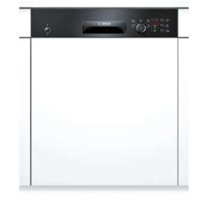 Bosch Serie 4 SMI50C16GB Integrated Dishwasher in Black