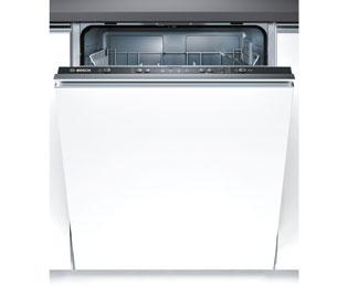 Bosch Serie 2 SMV40C30GB Integrated Dishwasher in Black