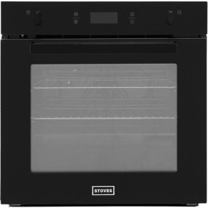 Stoves SEB602PY Integrated Single Oven in Black