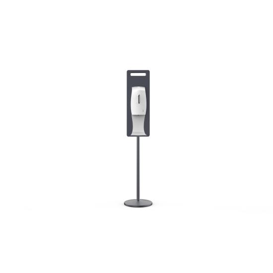Hygiene Tech Automatic hand sanitiser floor standing