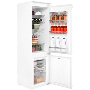 Amica BK316.3FA Integrated 70/30 Frost Free Fridge Freezer with Sliding Door Fixing Kit - White - A+ Rated