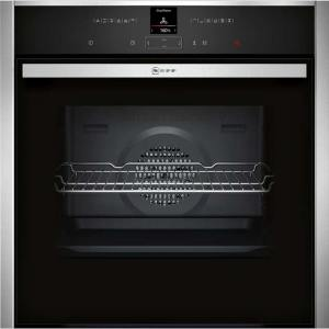 NEFF N70 B27CR22N1B Built In Electric Single Oven - Stainless Steel - A+ Rated