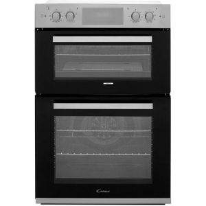 Candy FC9D815X Built In Double Oven - Stainless Steel - A/A Rated