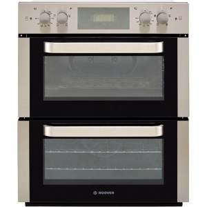 Hoover H-OVEN 300 HO7D3120IN Built Under Double Oven - Stainless Steel - A/A Rated
