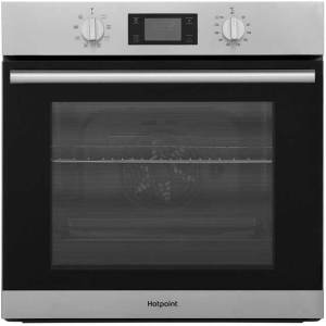 Hotpoint Class 2 SA2540HIX Built In Electric Single Oven - Stainless Steel - A Rated