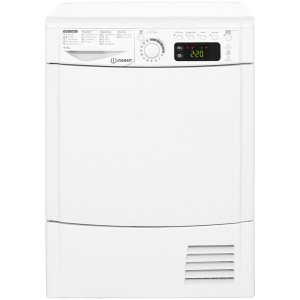 Indesit My Time EDCE85BTM 8Kg Condenser Tumble Dryer - White - B Rated