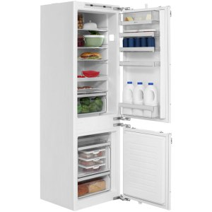 NEFF N70 KI6863F30G Integrated 60/40 Fridge Freezer with Fixed Door Fixing Kit - White - A++ Rated