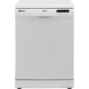 Zanussi ZDF26004WA Standard Dishwasher - White - A+ Rated