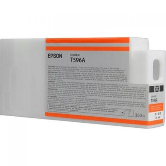 Epson T596A Orange Ink Cartridge