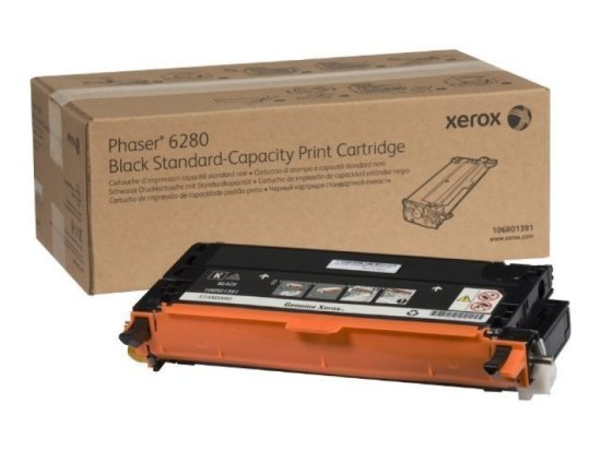 Xerox 6280 Black Toner cartridge