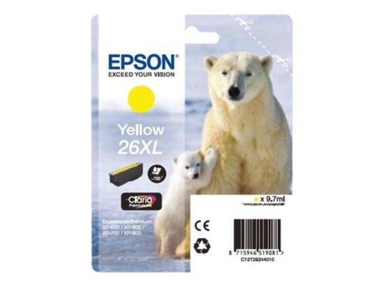 Epson Yellow 26xl Claria Ink