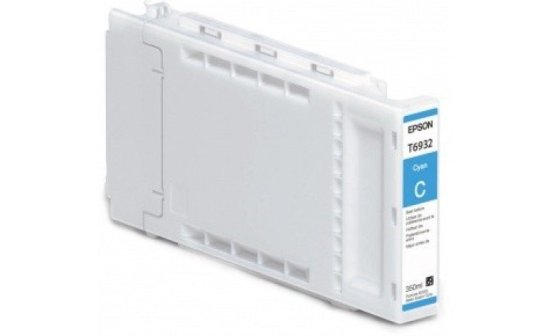Epson T693200 UltraChrome XD Cyan Ink Cartridge (350ml)