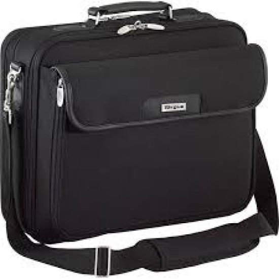 """Targus CNP1 Notepac Plus Carry Case Black for up to 15.4"""" Laptops"""