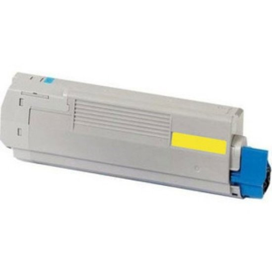Oki MC760/MC770/MC780 Standard Capacity Laser Yellow Toner Cartridge