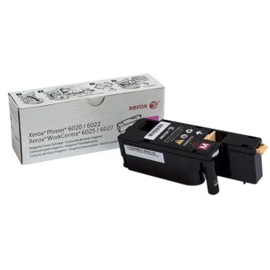 Xerox W6020 Magenta Toner Cartridge