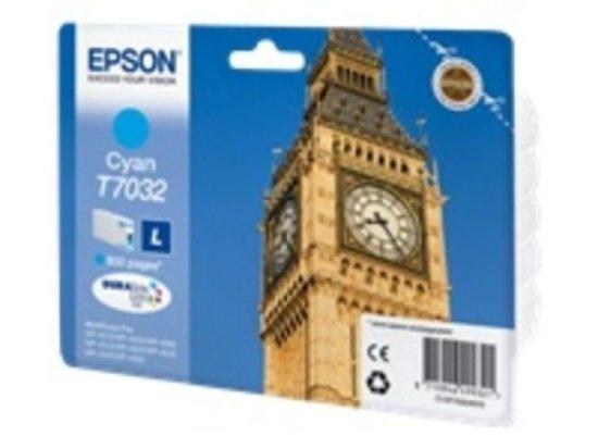 Epson T7032 Ink Cartridge L Cyan