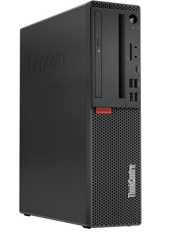 Lenovo ThinkCentre M75s SFF Desktop PC, AMD Ryzen 5 PRO 3400G 3.7GHz,