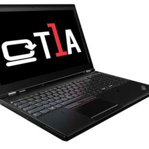 "T1A Refurbished Lenovo ThinkPad P50 Core i7 16GB 256GB SSD 15.6"""