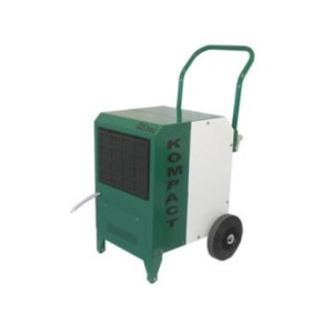 Ebac Kompact DV 20 l / Day 110V/ 240V industrial dehumidifier on large wheels