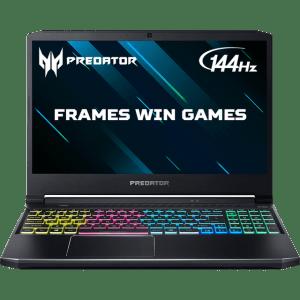 "Acer Predator Helios 300 15.6"" Gaming Laptop - Black"