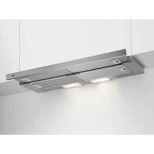 AEG DPB3931S 90 cm Telescopic Cooker Hood - Stainless Steel - C Rated