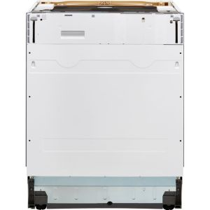 Electra C6012I Fully Integrated Standard Dishwasher - White Control Panel with Fixed Door Fixing Kit - A++ Rated