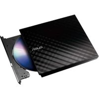 Asus External Slim DVD Re-Writer - Black   AO SALE