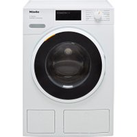Miele W1 WSI863 Wifi Connected 9Kg Washing Machine with 1600 rpm - White - A+++ Rated AO SALE