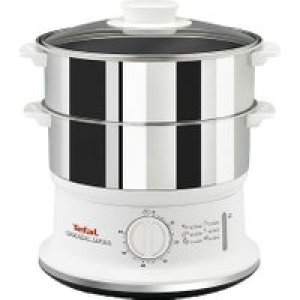 Tefal VC145140 Steamer - Stainless Steel   AO SALE