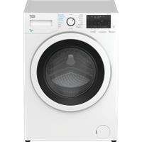 Beko WDER7440421W 7Kg / 4Kg Washer Dryer with 1400 rpm - White - A Rated AO SALE