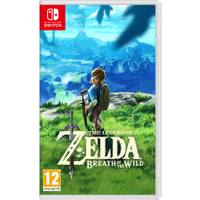 The Legend of Zelda: Breath of the Wild for Nintendo Switch   AO SALE