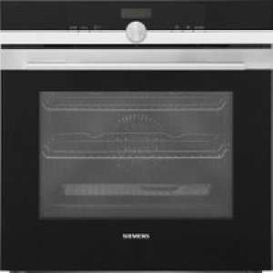 Siemens IQ-700 HB632GBS1B Built In Electric Single Oven - Stainless Steel - A+ Rated AO SALE