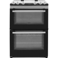 Zanussi ZCV66050XA 60cm Electric Cooker with Ceramic Hob - Stainless Steel - A/A Rated   AO SALE