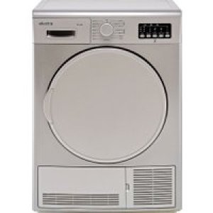 Electra TDC7100S 7Kg Condenser Tumble Dryer - Silver - B Rated   AO SALE