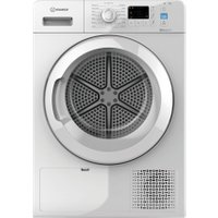 Indesit YTM1071RUK 7Kg Heat Pump Tumble Dryer - White - A+ Rated   AO SALE