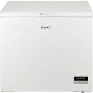 Lec CF300LMk2 Chest Freezer - White - A+ Rated   AO SALE