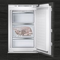 Siemens IQ-500 GI21VAFE0 Integrated Upright Freezer with Fixed Door Fixing Kit - A++ Rated   AO SALE