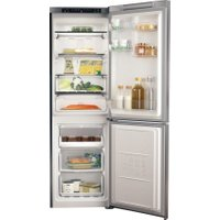 Hotpoint H3T811IOX1 60/40 Fridge Freezer - Stainless Steel Effect - A+ Rated AO SALE