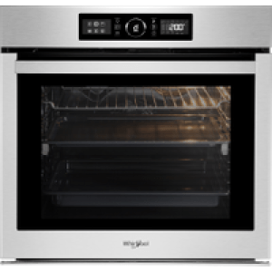 Whirlpool Absolute AKZ96270IX Built In Electric Single Oven - Stainless Steel - A+ Rated   AO SALE