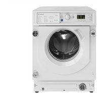 Indesit BIWDIL75125UKN Integrated 7Kg / 5Kg Washer Dryer with 1200 rpm - White - B Rated   AO SALE