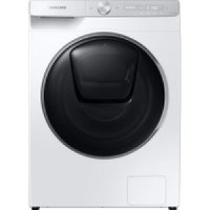 Samsung QuickDrive™ WD80T954DSH Wifi Connected 8Kg / 5Kg Washer Dryer with 1400 rpm - Graphite - B Rated   AO SALE