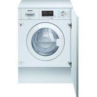 Siemens IQ-500 WK14D542GB Integrated 7Kg / 4Kg Washer Dryer with 1400 rpm - White - B Rated   AO SALE