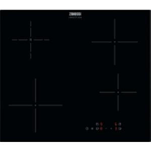 Zanussi ZITN641K 59cm Induction Hob - Black   AO SALE
