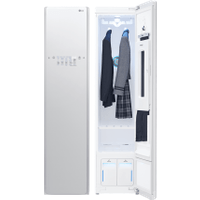 LG Styler S3WF Wifi Connected Steam Clothing Care System™ - White   AO SALE