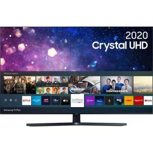 "Samsung UE50TU8500 50"" Smart 4K Ultra HD TV With Dynamic Crystal Colour and Dual LED  AO SALE"