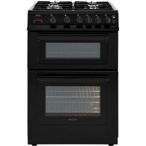 Electra TG60B 60cm Gas Cooker with Variable Gas Grill - Black - A+ Rated  AO SALE